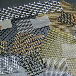 Crimped Woven Mesh